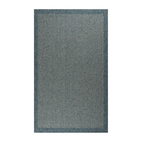 Serenity Largo Modern Rug // Denim