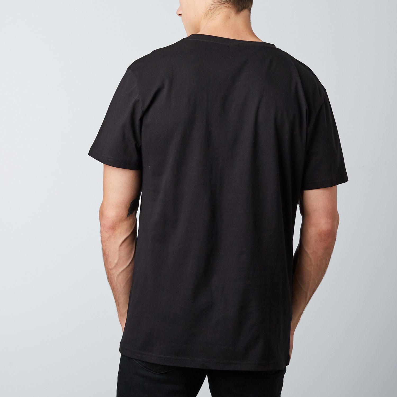 fc2f3c3d Swim Sign Graphic Tee // Black (L) - Clearance: Casual Shirts ...