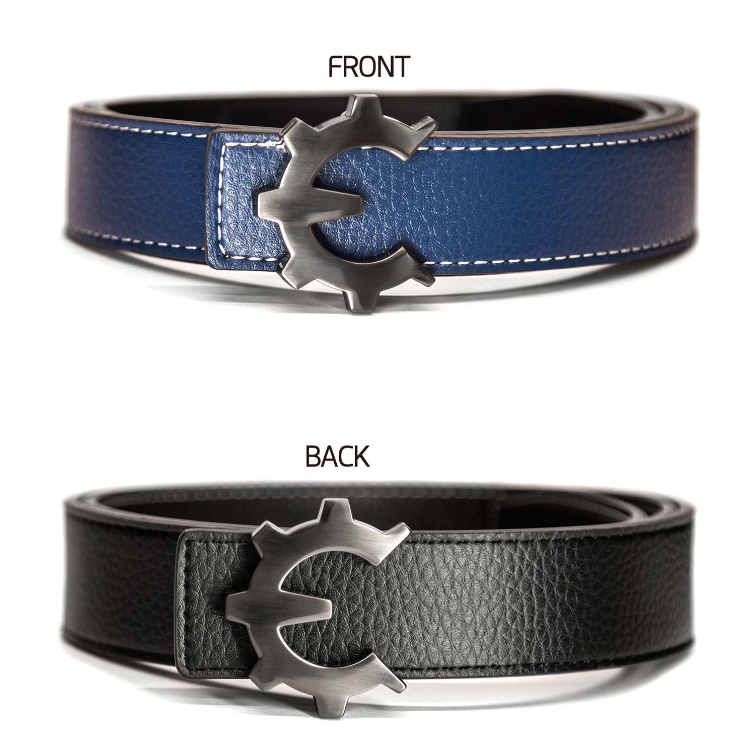 Dark Smoke Genii Belt // Blue (30) - Elypro