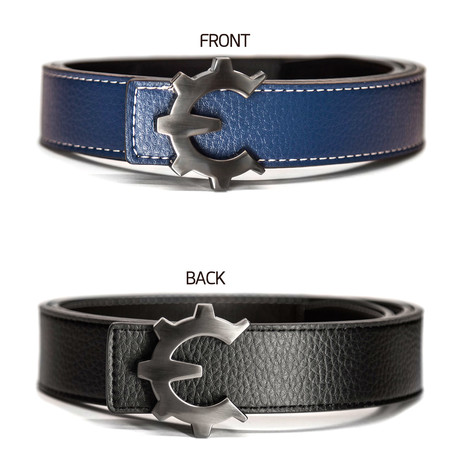 Dark Smoke Genii Belt // Blue (30)