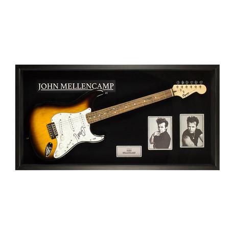 John Mellencamp // Signed Guitar