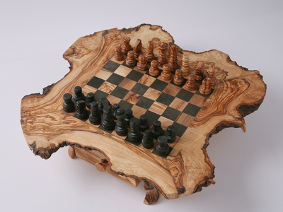 photo of Rustic Chess Set by Touch Of Modern