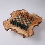 Rustic Chess Set (Large)