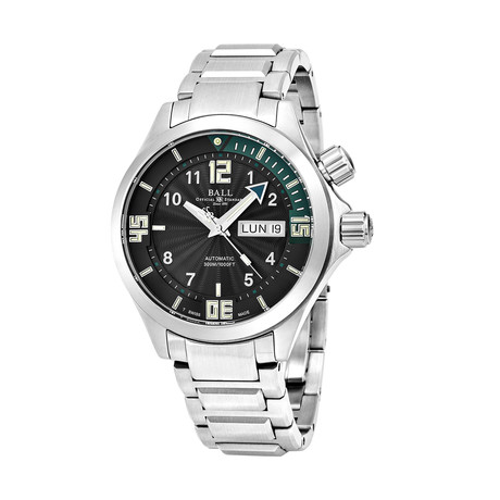 Ball Engineer Master II Diver Automatic // DM2020A-SA-BKGR