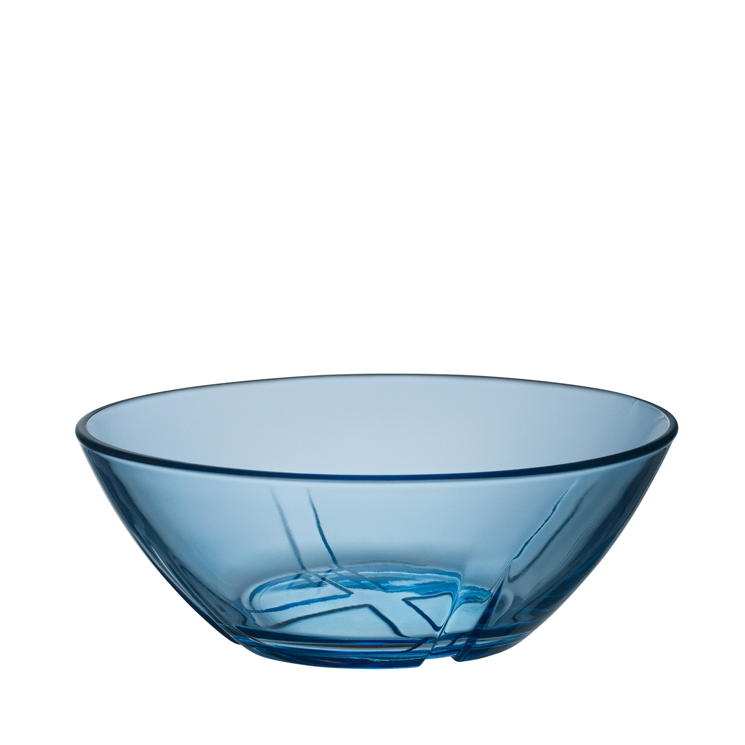 Bruk bowl small set of 4 clear kosta boda for What is touchofmodern