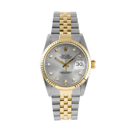 Rolex Datejust Automatic // 16013 // Pre-Owned