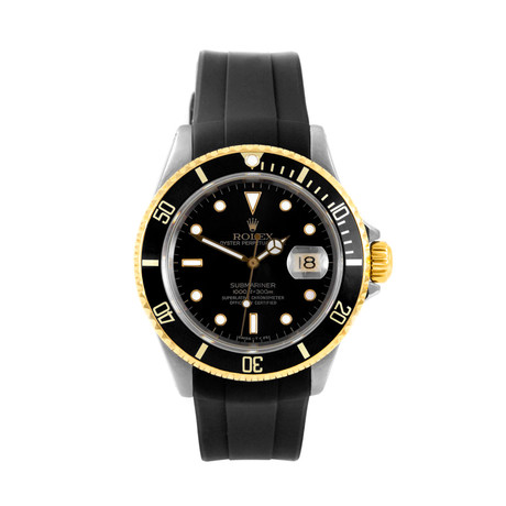 Rolex Submariner Automatic // 16613 // Pre-Owned