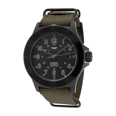 Glycine Combat Sub Automatic // 3908.999AT.N8.TB29