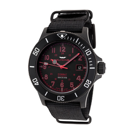 Glycine Combat Sub Automatic // 3908.969AT.N8.TB99