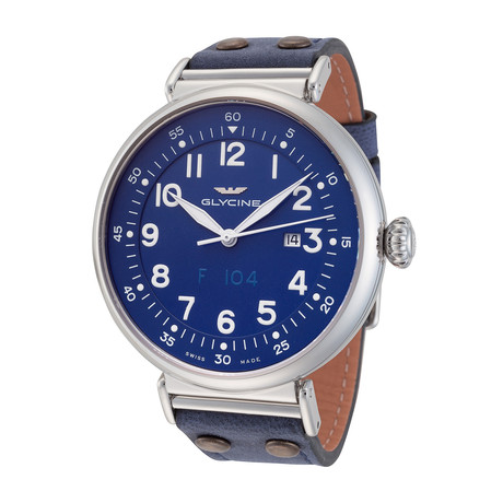 Glycine F104 Automatic // 3932.181AT.LB8R