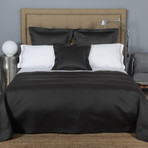 Hotel Melody // Graphite (King Bedspread)