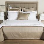 Hotel Melody // Khaki (King Bedspread)