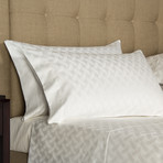 Riviera // Ivory (King Quilt)