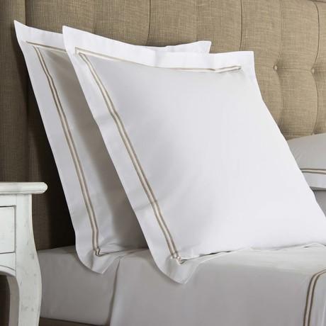 Hotel Classic // White + Khaki