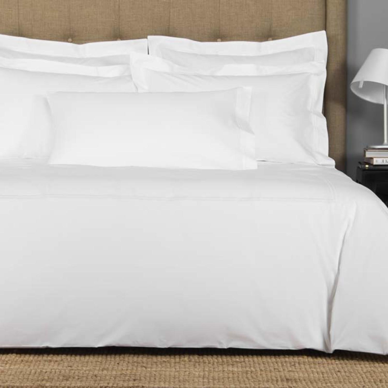 Hotel Classic White White Euro Sham Frette