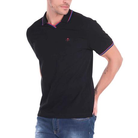 Long-Iron Polo // Black (S)
