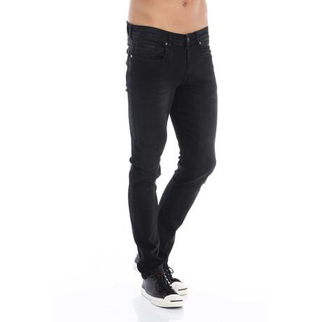 Flier Jean // Black (31WX32L)