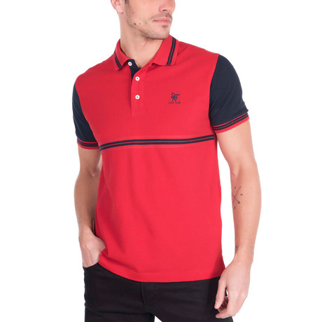 Floater Polo // Red
