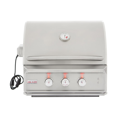 "2-Burner Professional 27"" Grill (Propane Gas)"