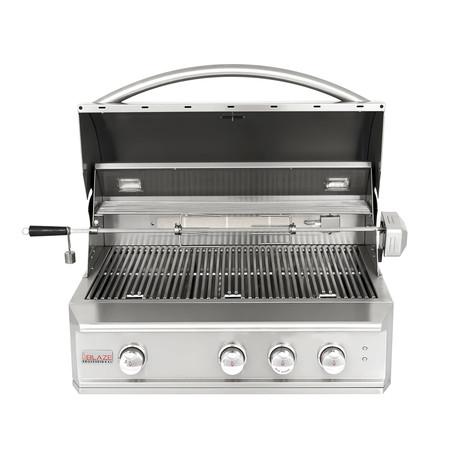 3-Burner Professional 34 Grill