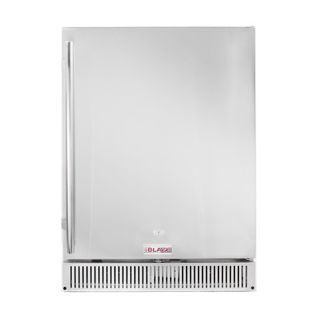 Outdoor Rated Stainless Refrigerator