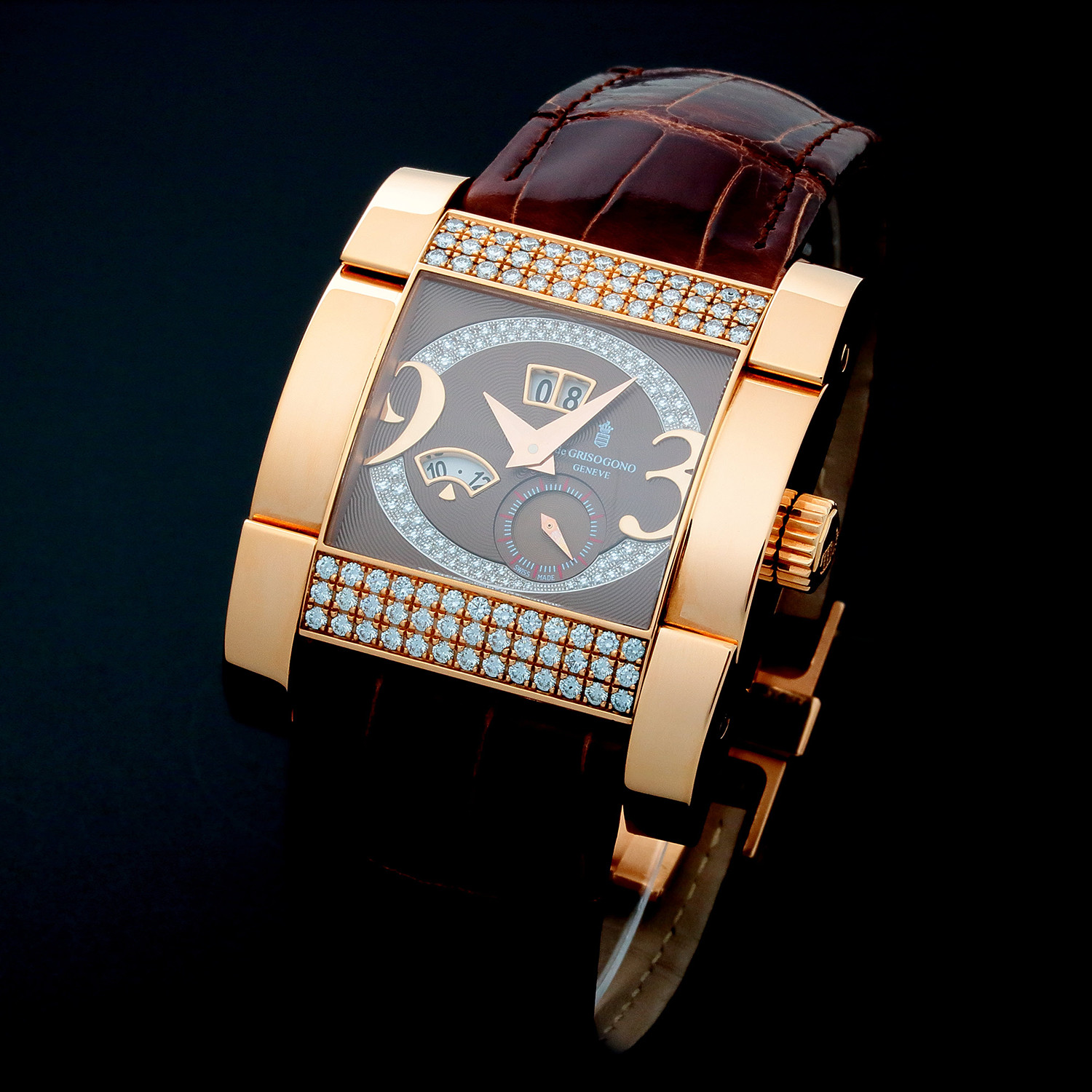 Grisogono Timepieces. Luxury Watches