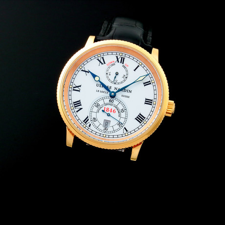 Ulysse Nardin Chronometer Automatic // 266 // Pre-Owned