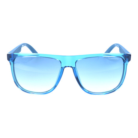 Carrera 5003 Sunglasses // Blue + Teal