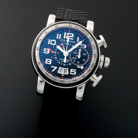 Graham Silverstone Stowe Automatic // Limited Edition // 2GSIUS.B12A.K07 // Unworn