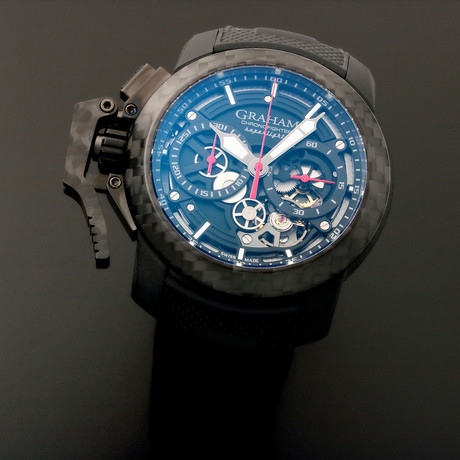 Graham Chronofighter Superlight Automatic // 2CCBK.B25A.K92K // Unworn