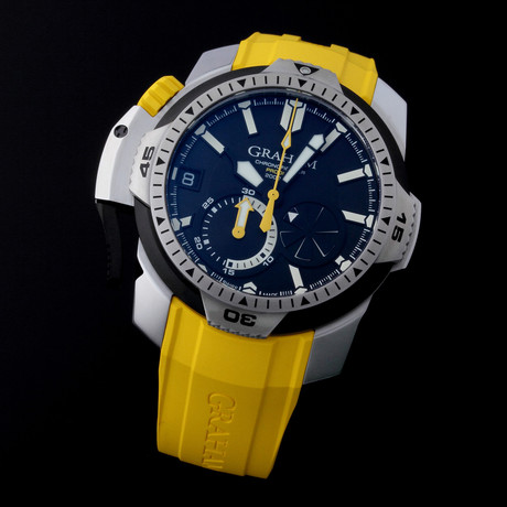 Graham Chronofighter Prodive Professional Automatic // Limited Edition // 2CDAV.B01A // Unworn