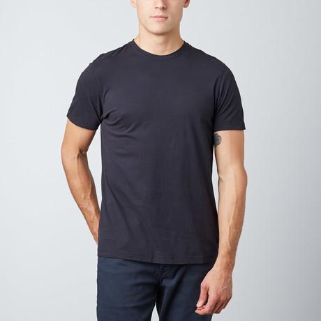 Short-Sleeve Crewneck T-Shirt // Midnight