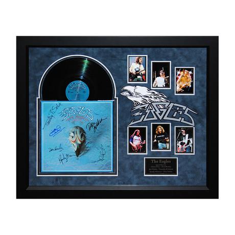 Eagles Signed Album // Greatest Hits Vol. II