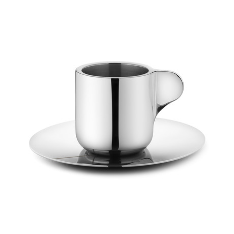 Espresso Cup + Saucer // Set of 2