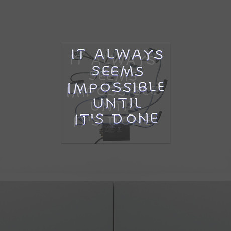 Seems Impossible // Neon Light