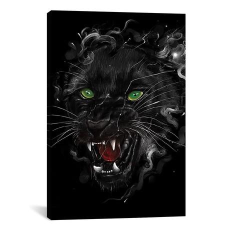 """Black Panther (18""""W x 26""""H x 0.75""""D)"""