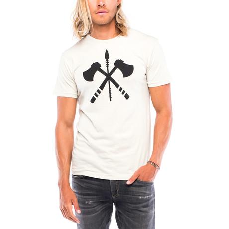 Hatchet Man T-Shirt // White