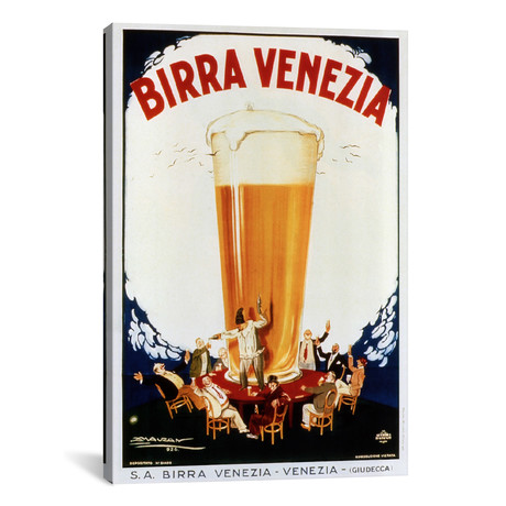 Birra Venezia // Vintage Apple Collection