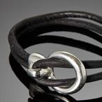 Aequitas // Cowhide Bracelet