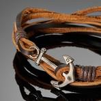 Antevorta // Cowhide Bracelet