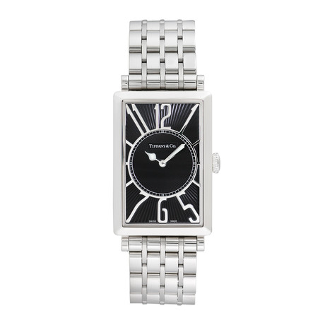 Tiffany & Co. Gallery Quartz // Z3002.10.10 // Pre-Owned