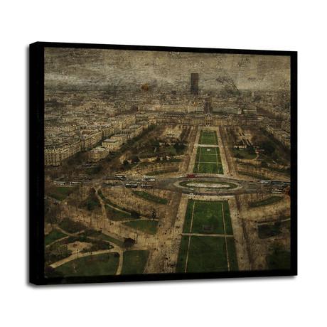 Paris Skyline V