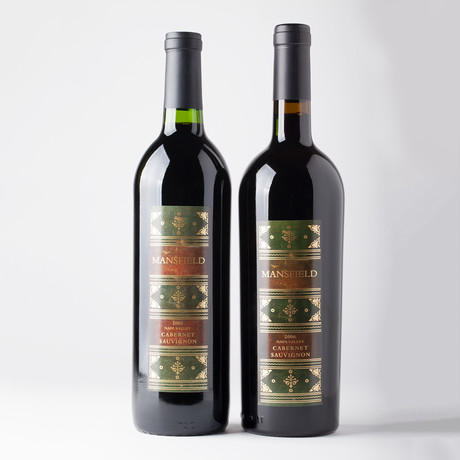 Mansfield Cabernet Sauvignon // 2 Bottles