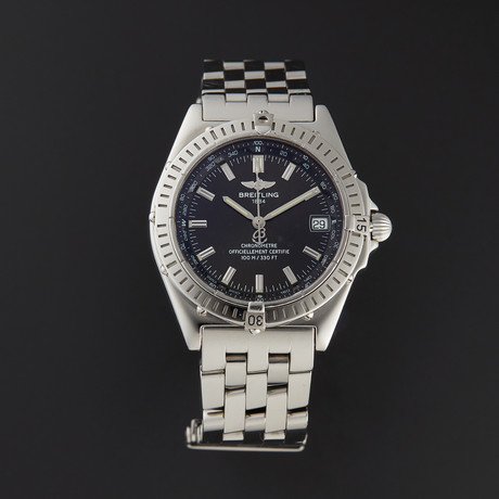 Breitling Windrider Wings Automatic // A10350 // Pre-Owned