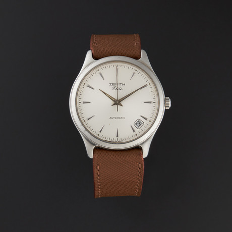 Zenith Elite Automatic // Pre-Owned