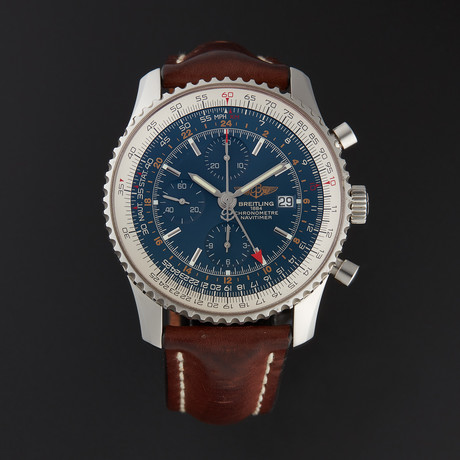 Breitling Navitimer World Automatic // A24322 // Pre-Owned