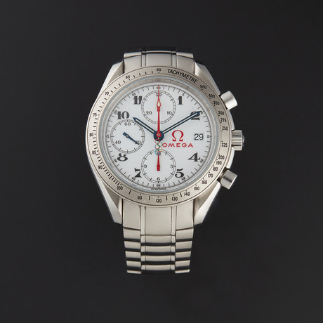 Omega Speedmaster Chronograph Automatic // 323.10.40.40.04.001 // Pre-Owned