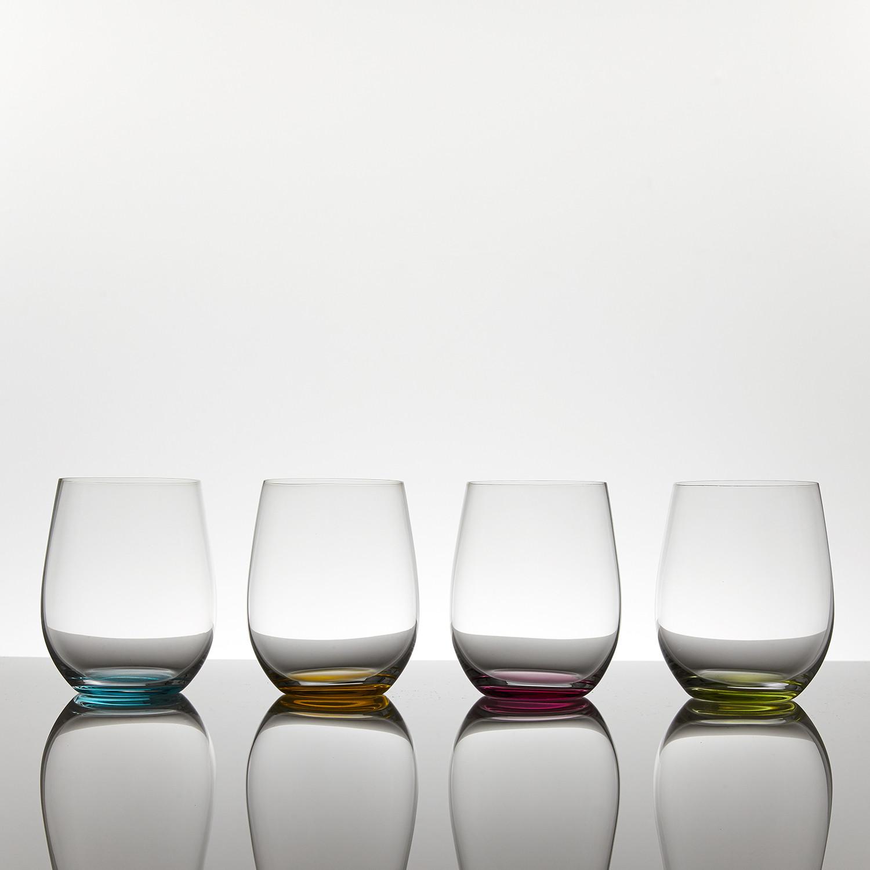 Hy O Wine Tumbler Set Of 4