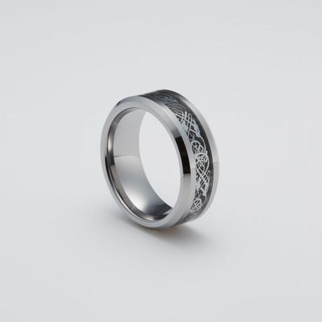 Odin Viking Ring (Size 7)