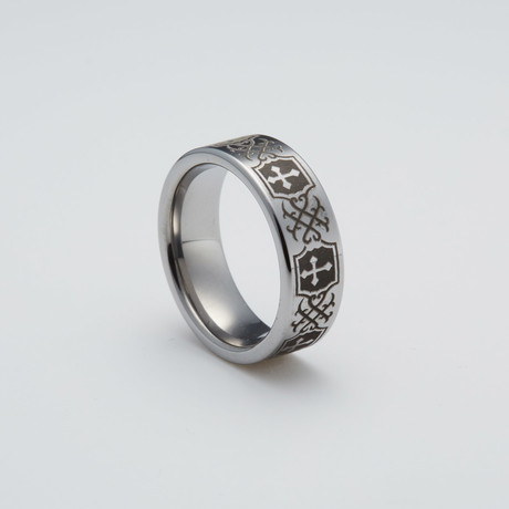 The King's Cross Ring (Size 7)